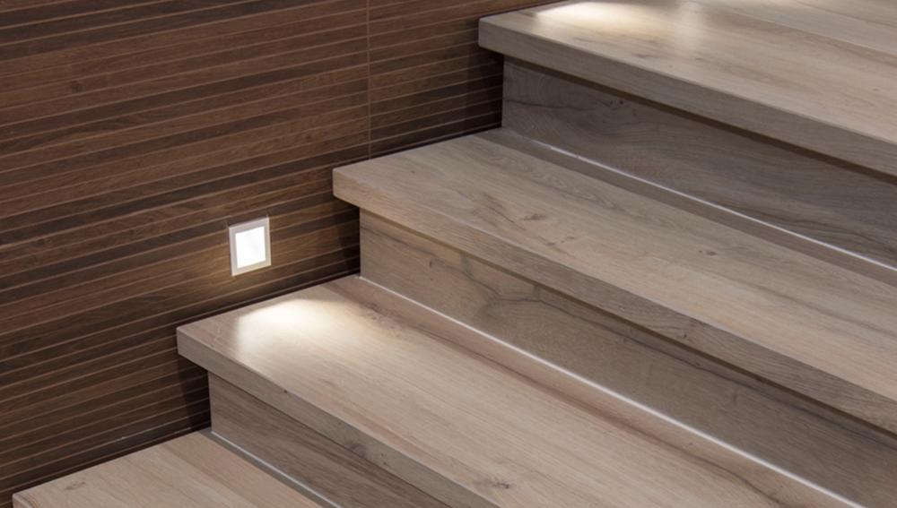 Bellezza e praticità le scale in gres porcellanato dimora