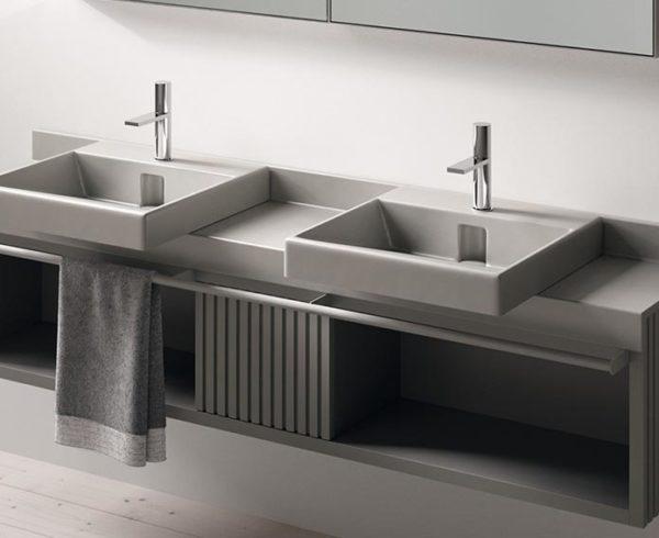 materiali lavabo bagno